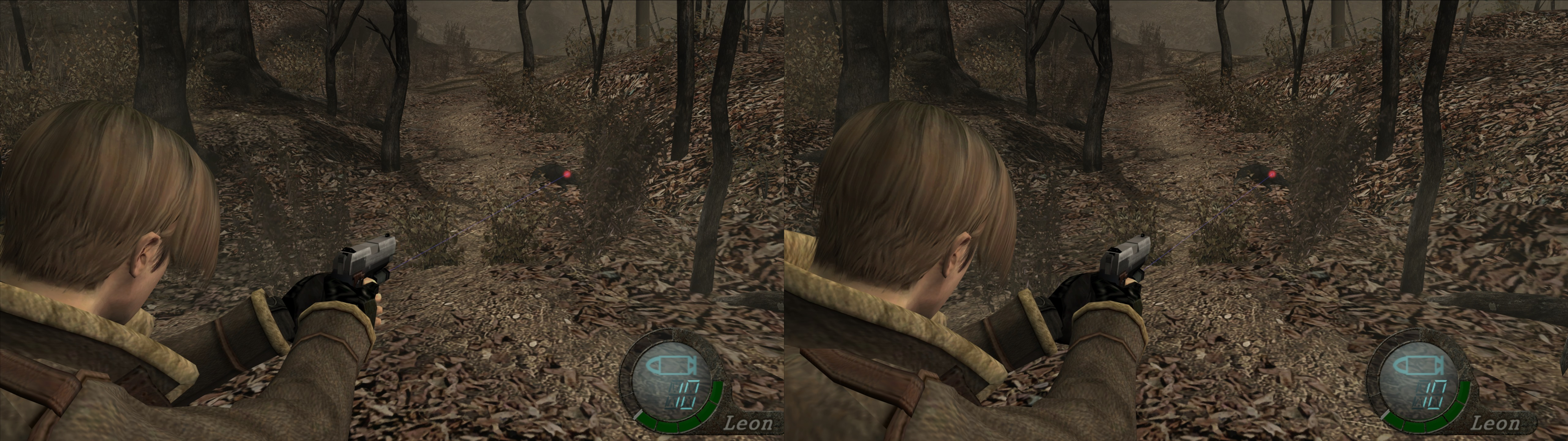 Helix Mod: Resident Evil 4 Ultimate HD Edition