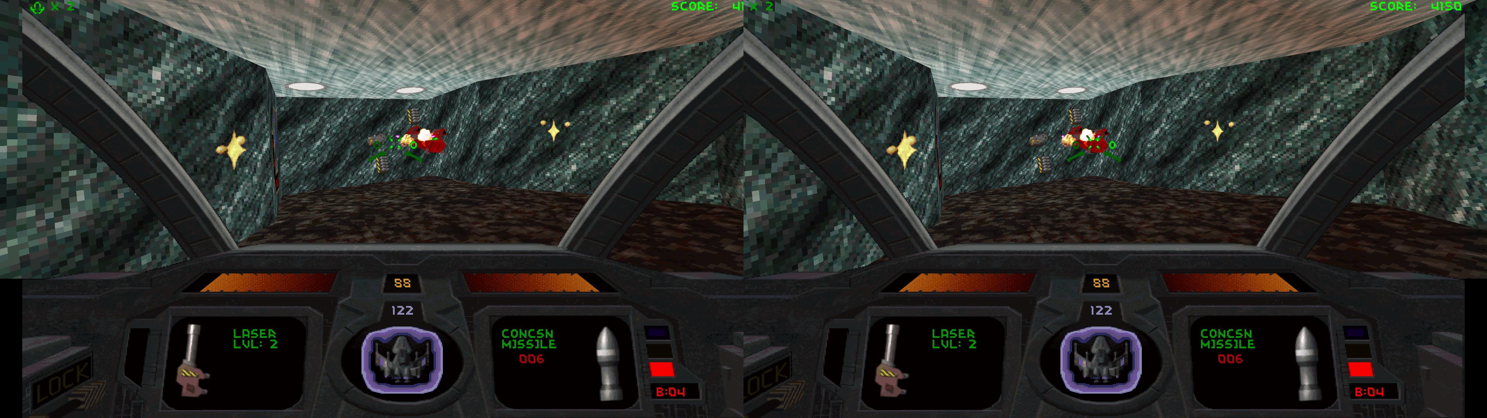 Helix Mod: Descent 1 - 2 (DXX-Rebirth) [OpenGL]