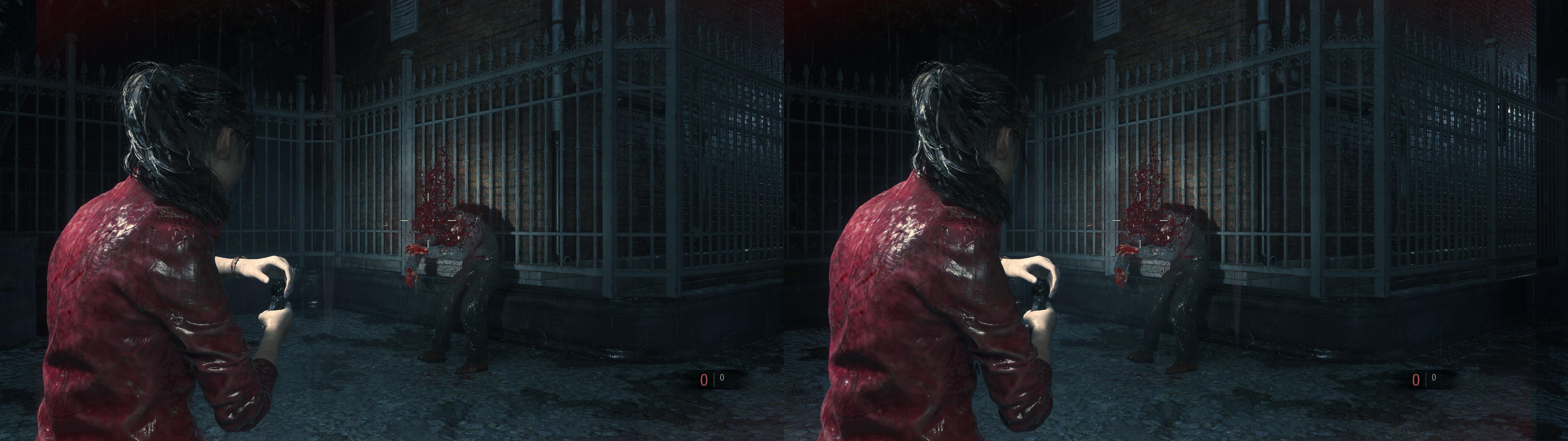 Helix Mod: Resident Evil 2