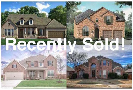 Mike Ramsey Homes Recently Sold