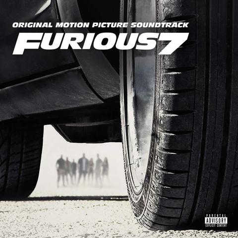 [MU] 玩命關頭Furious7 - 電影原聲