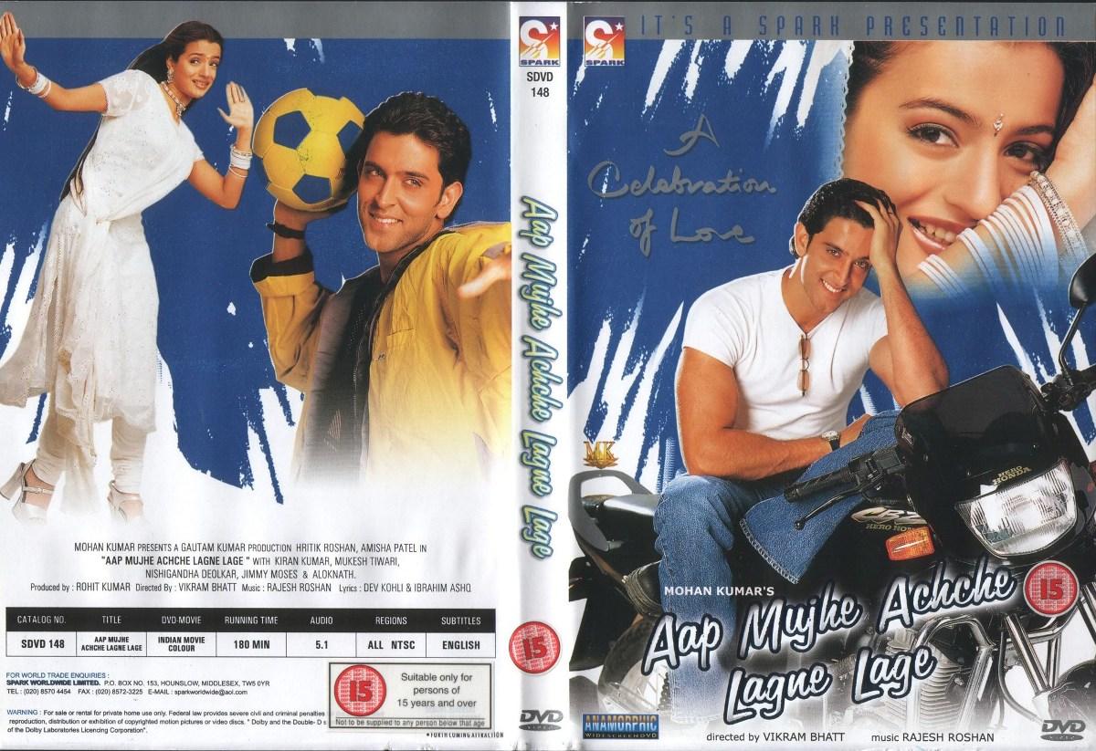 Aap Mujhe Achche Lagne Lage | Movies | Pinterest | Movies