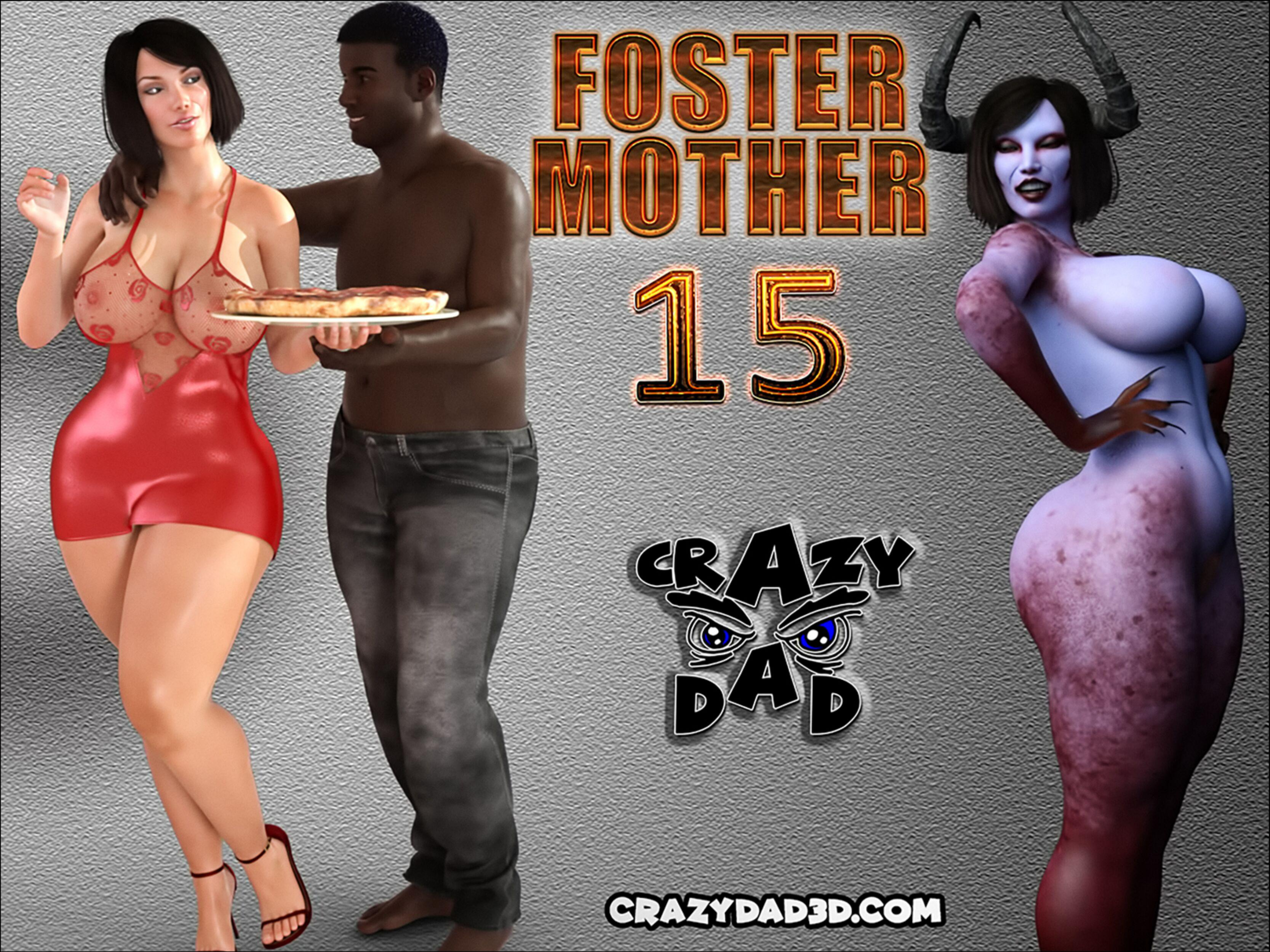 CrazyDad3D - Foster Mother 1-15