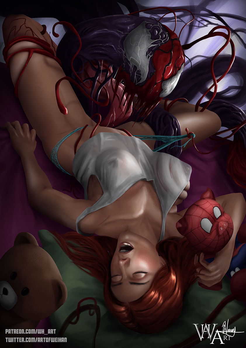 WH Art – Sexual Symbiotes 2