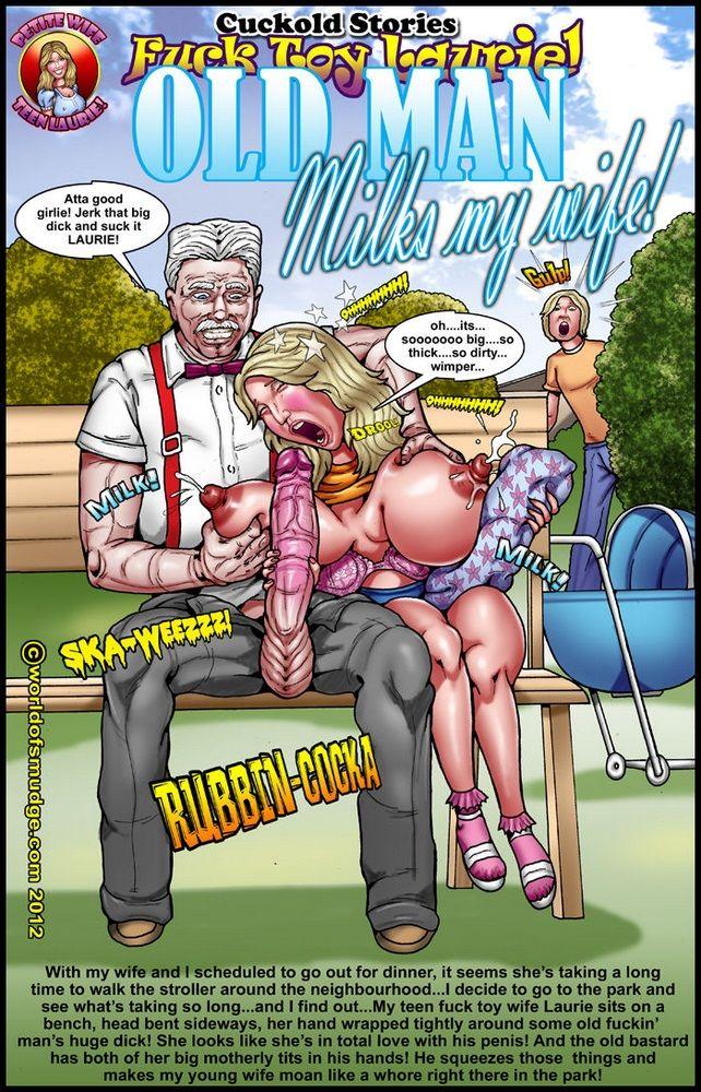 Smudge - Old Man-Milks My Wife