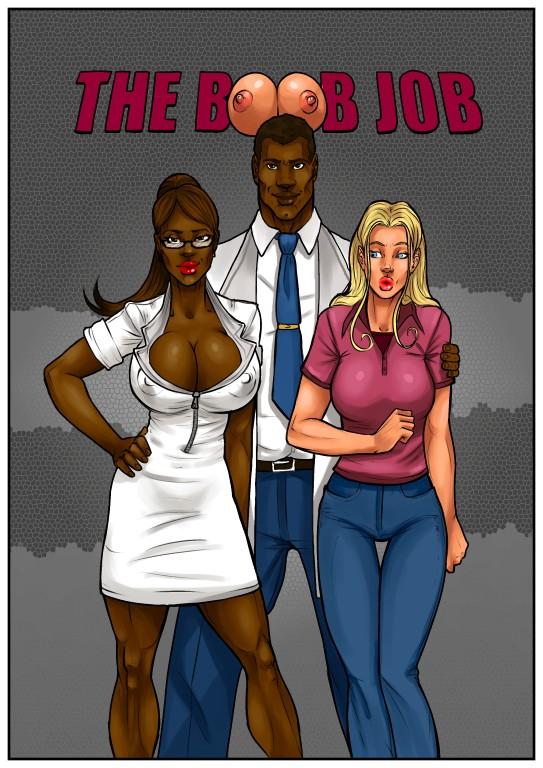 Kaoscomics -  Boob Job Ch. 1-2