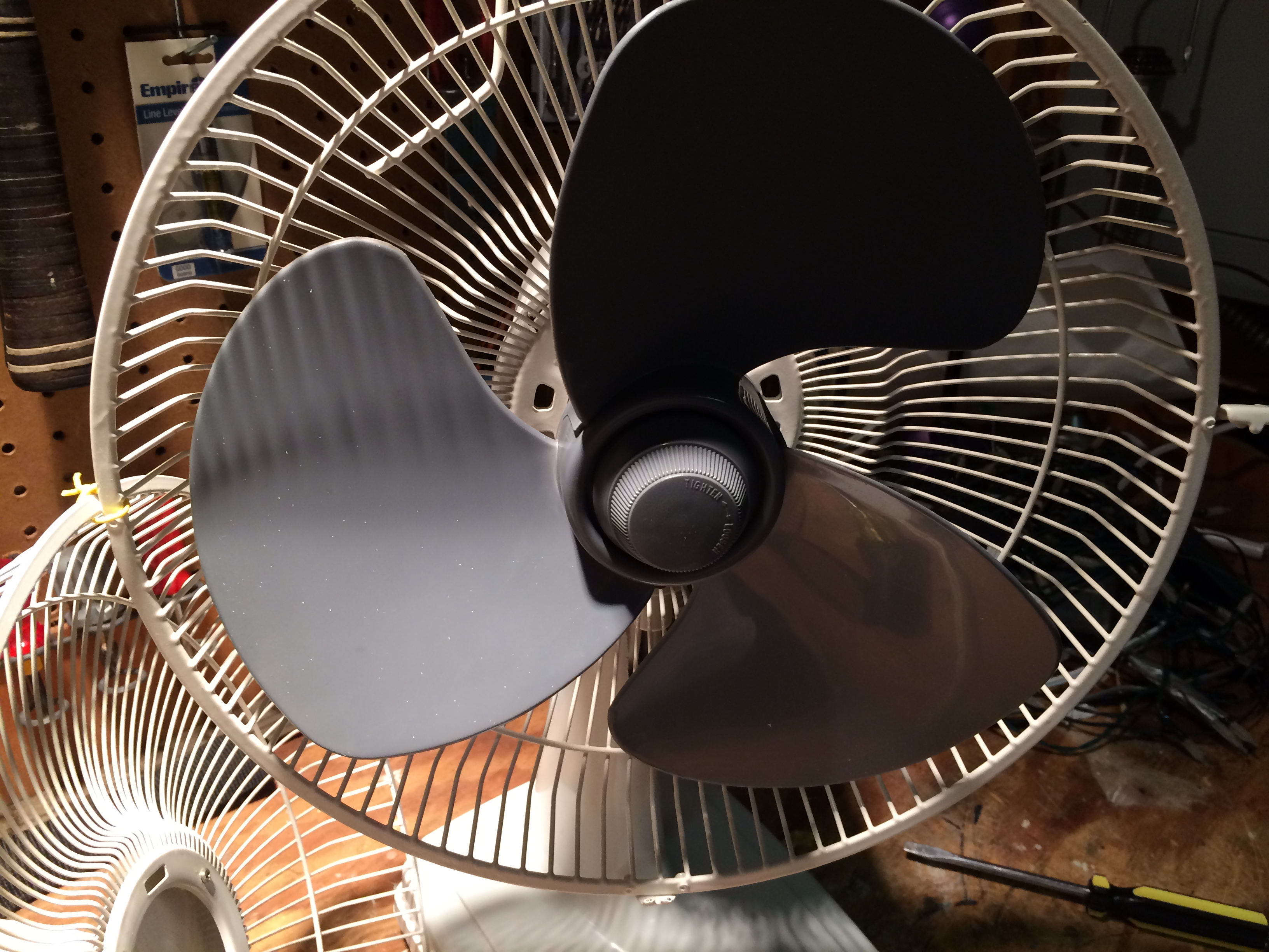 From Smc Stand Fan : Smc oscillating table fan vintage ceiling fans forums