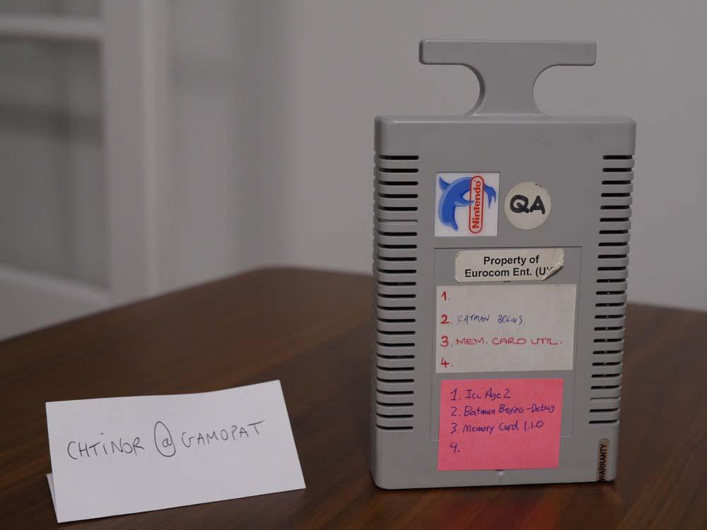 [RARE - DEV] Je vends mon matériel de développement Gamecube P1070915