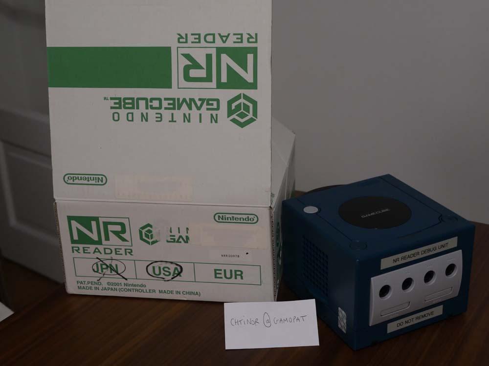 [RARE - DEV] Je vends mon matériel de développement Gamecube P1070920