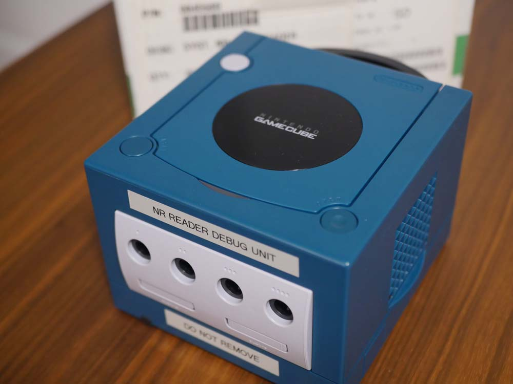 [RARE - DEV] Je vends mon matériel de développement Gamecube P1070922