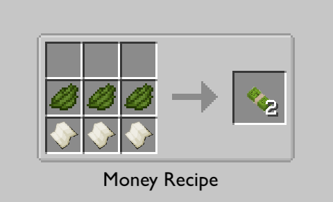 Money Recipe