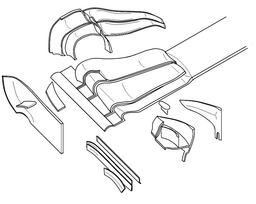 F1 Overlay Drawings