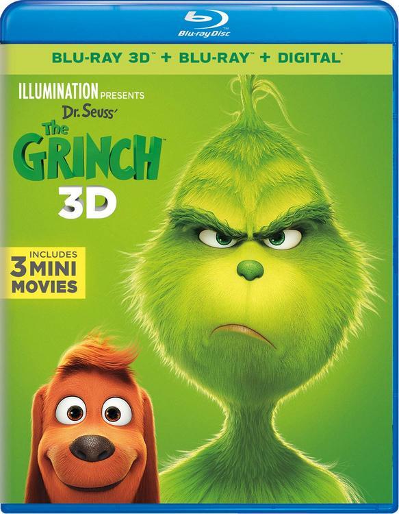 Grinch, The / Grinch (2018)