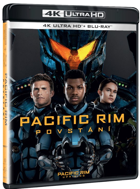 Re: Pacific Rim: Uprising / Pacific Rim: Povstanie (2018)