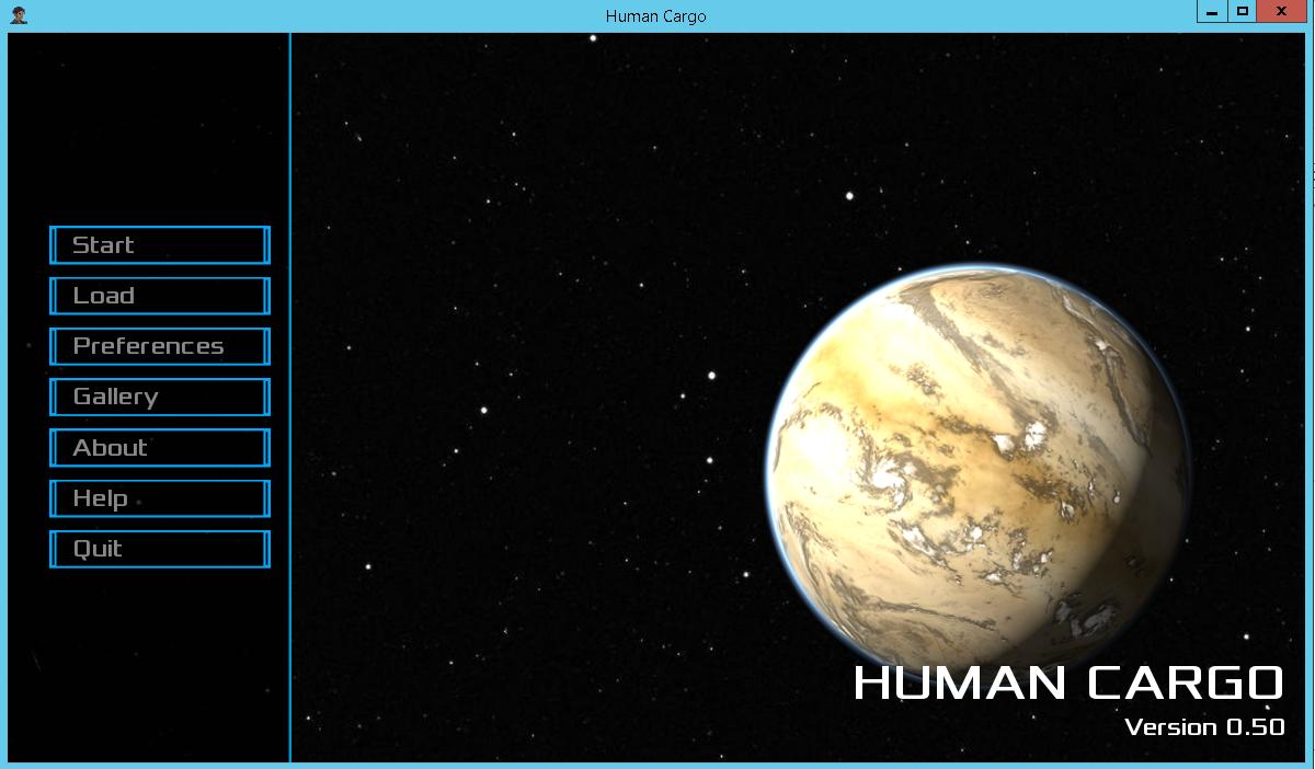 Rob Colton Human Cargo version 0.50